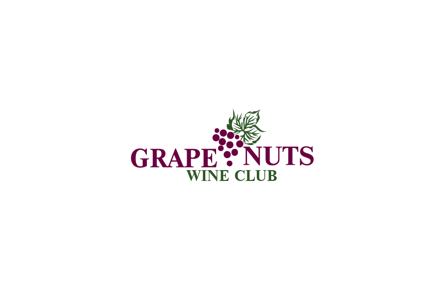 Logo Design by brands_in - Entry No. 22 in the Logo Design Contest Artistic Logo Design for Grape Nuts Wine Club.