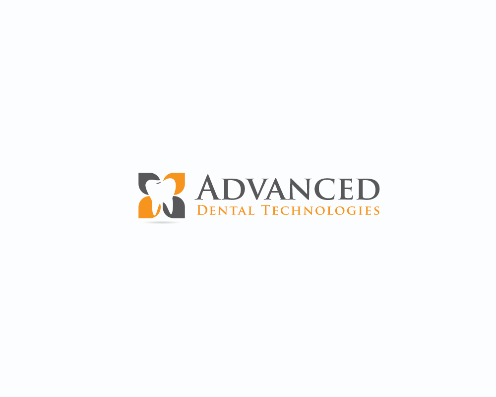 Logo Design by roc - Entry No. 122 in the Logo Design Contest Fun Logo Design for Advanced Dental Technologies Inc..