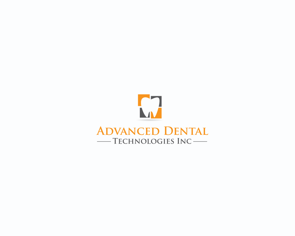Logo Design by roc - Entry No. 125 in the Logo Design Contest Fun Logo Design for Advanced Dental Technologies Inc..