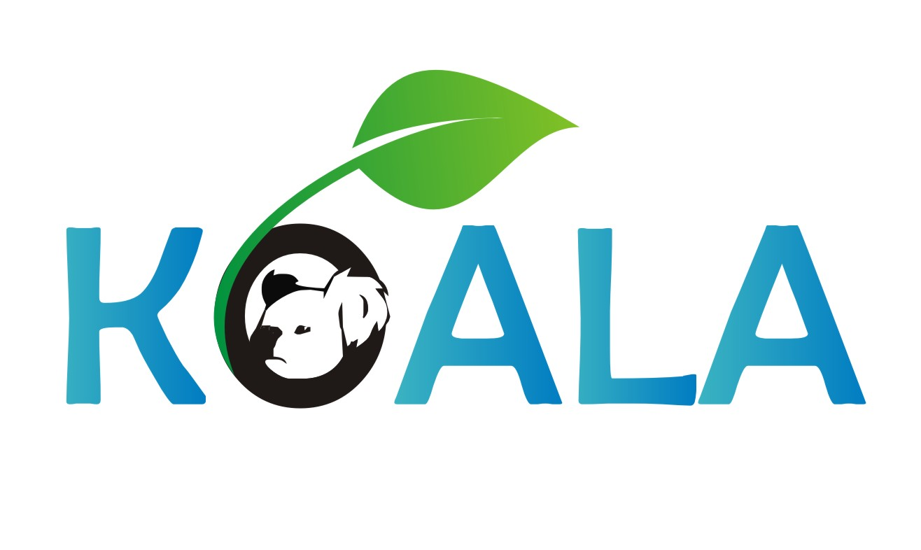 "Logo Design by Yuda Hermawan - Entry No. 35 in the Logo Design Contest Imaginative Logo Design for ""Koala""."