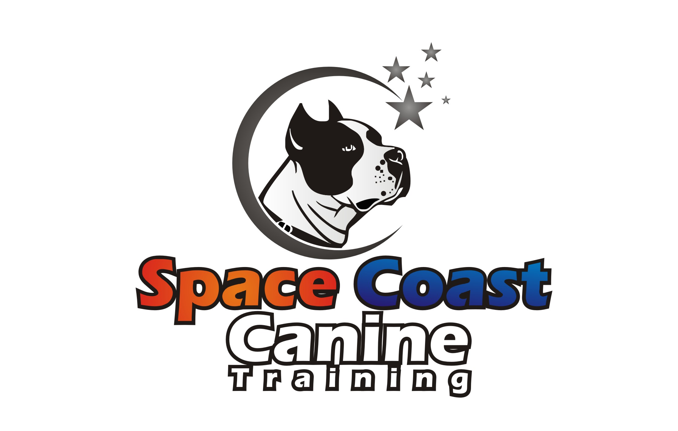 Logo Design by Yuda Hermawan - Entry No. 20 in the Logo Design Contest Creative Logo Design for Space Coast Canine Training.