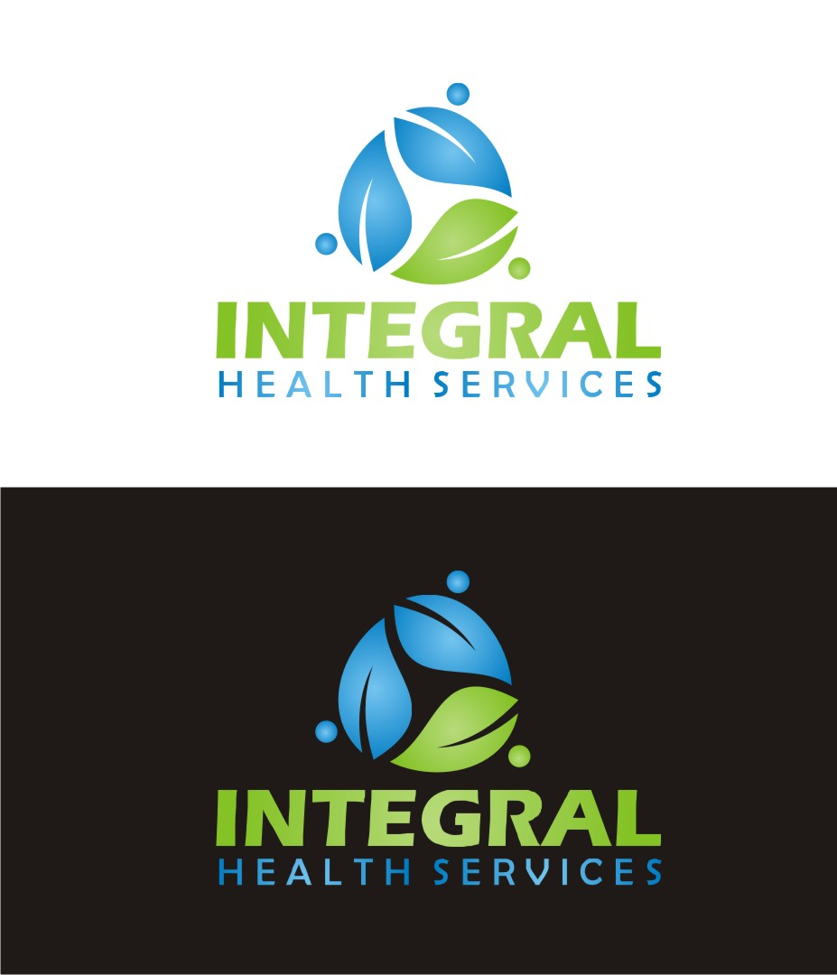Logo Design by Yuda Hermawan - Entry No. 40 in the Logo Design Contest Unique Logo Design Wanted for Integral Health Systems.