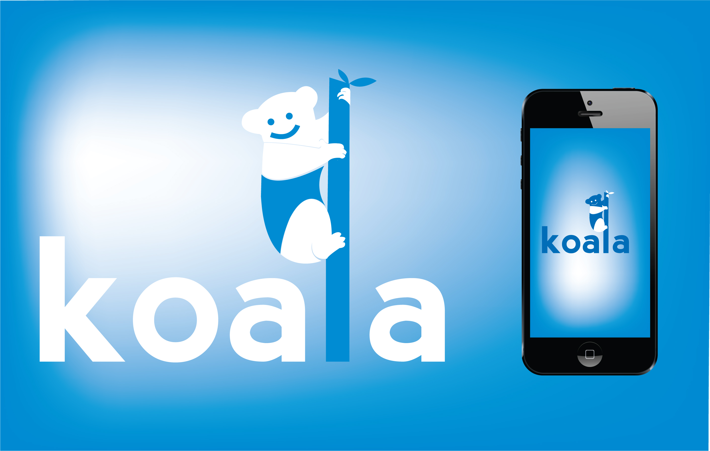 "Logo Design by Private User - Entry No. 36 in the Logo Design Contest Imaginative Logo Design for ""Koala""."