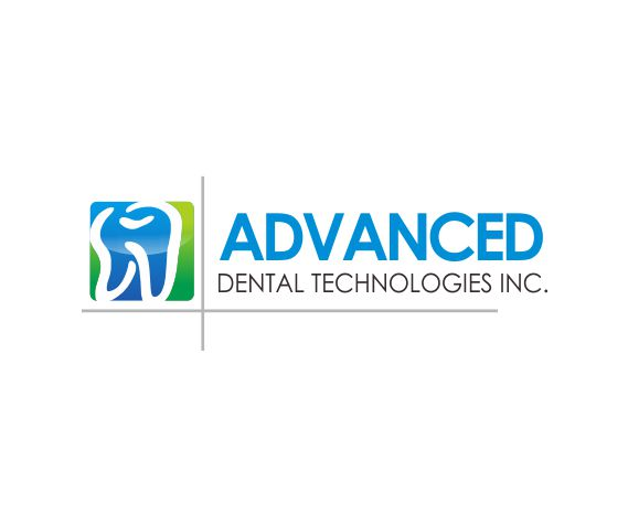 Logo Design by ronny - Entry No. 126 in the Logo Design Contest Fun Logo Design for Advanced Dental Technologies Inc..
