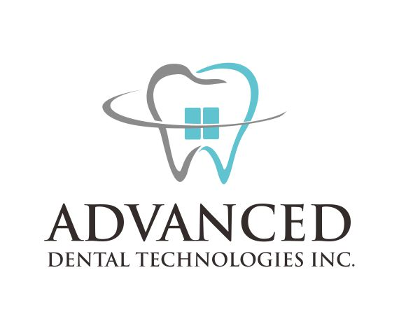 Logo Design by ronny - Entry No. 127 in the Logo Design Contest Fun Logo Design for Advanced Dental Technologies Inc..