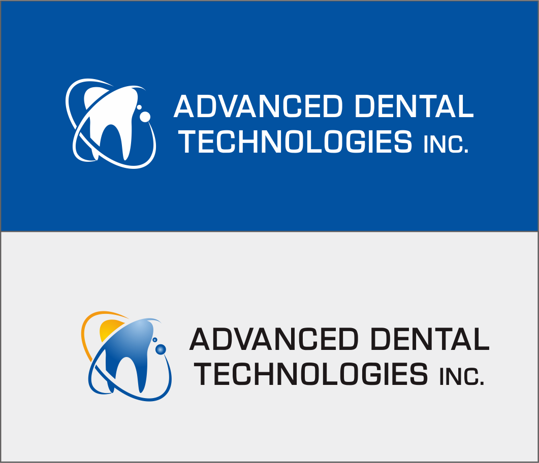 Logo Design by Armada Jamaluddin - Entry No. 128 in the Logo Design Contest Fun Logo Design for Advanced Dental Technologies Inc..
