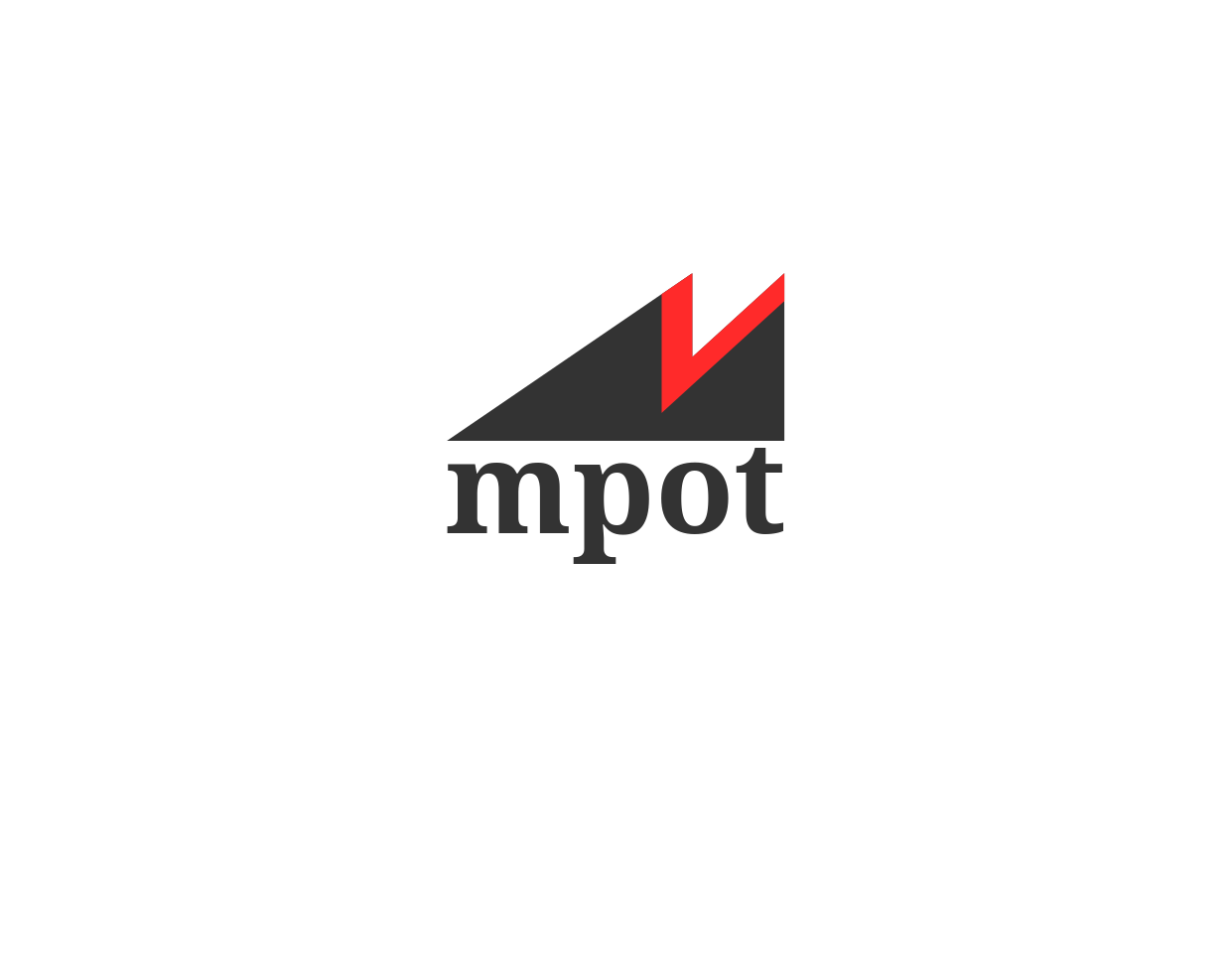 Logo Design by JaroslavProcka - Entry No. 192 in the Logo Design Contest Mpot inc  Logo Design.
