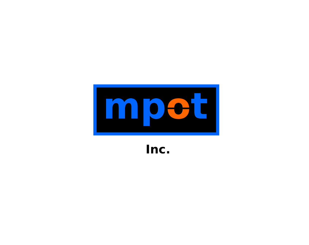 Logo Design by JaroslavProcka - Entry No. 195 in the Logo Design Contest Mpot inc  Logo Design.