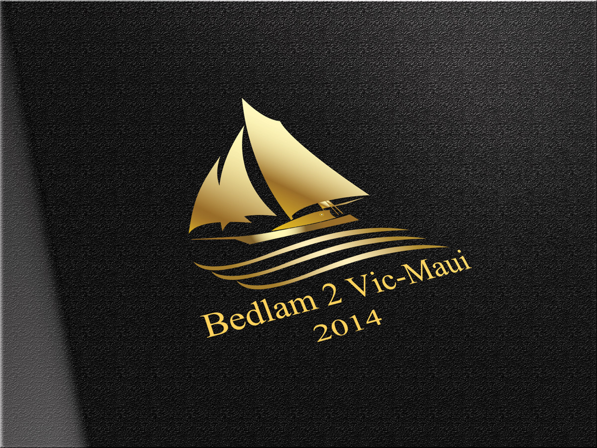 Logo Design by Adnan Younus - Entry No. 24 in the Logo Design Contest Artistic Logo Design for Bedlam 2  Vic-Maui 2014.