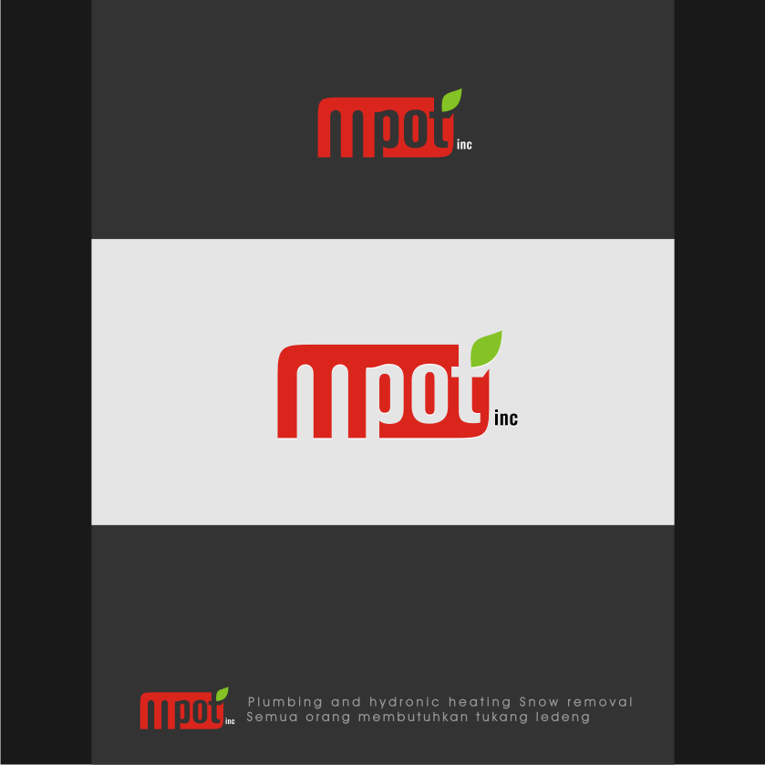 Logo Design by Muhammad Nasrul chasib - Entry No. 203 in the Logo Design Contest Mpot inc  Logo Design.