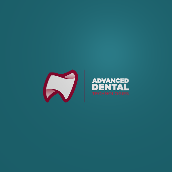 Logo Design by Private User - Entry No. 141 in the Logo Design Contest Fun Logo Design for Advanced Dental Technologies Inc..