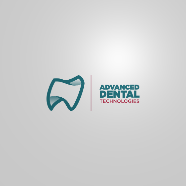 Logo Design by Private User - Entry No. 143 in the Logo Design Contest Fun Logo Design for Advanced Dental Technologies Inc..