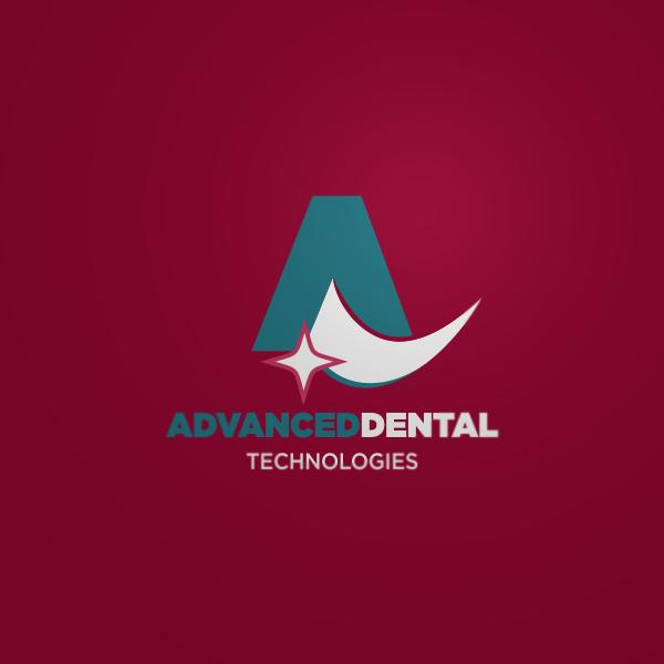 Logo Design by Private User - Entry No. 144 in the Logo Design Contest Fun Logo Design for Advanced Dental Technologies Inc..