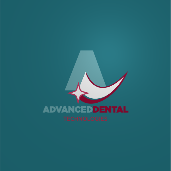 Logo Design by Private User - Entry No. 145 in the Logo Design Contest Fun Logo Design for Advanced Dental Technologies Inc..