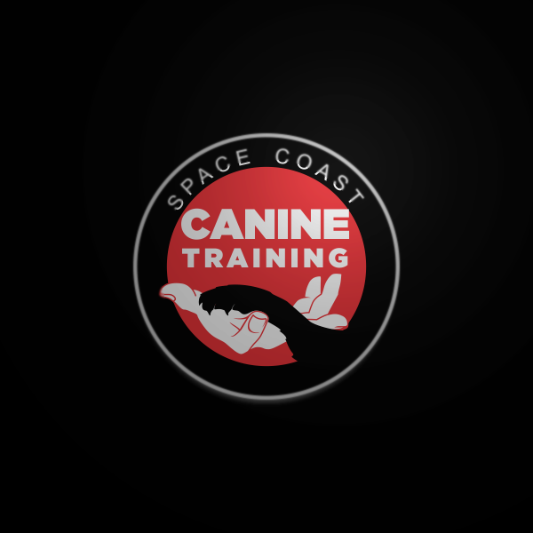 Logo Design by Private User - Entry No. 21 in the Logo Design Contest Creative Logo Design for Space Coast Canine Training.