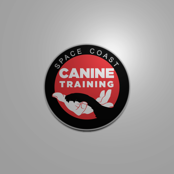 Logo Design by Private User - Entry No. 22 in the Logo Design Contest Creative Logo Design for Space Coast Canine Training.