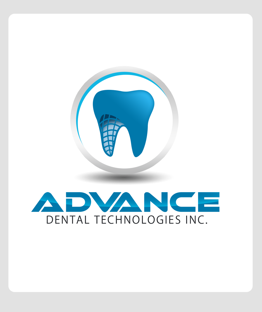 Logo Design by Private User - Entry No. 151 in the Logo Design Contest Fun Logo Design for Advanced Dental Technologies Inc..