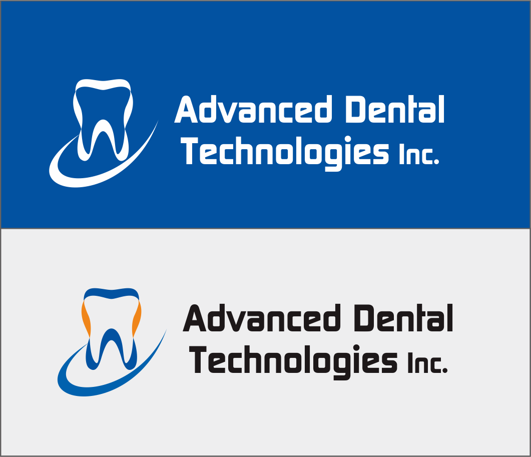 Logo Design by Armada Jamaluddin - Entry No. 153 in the Logo Design Contest Fun Logo Design for Advanced Dental Technologies Inc..