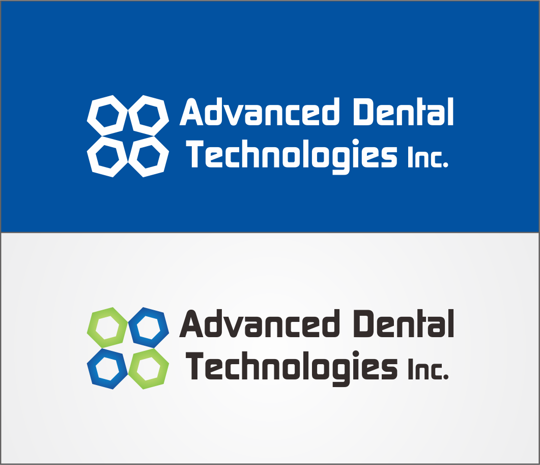 Logo Design by Armada Jamaluddin - Entry No. 154 in the Logo Design Contest Fun Logo Design for Advanced Dental Technologies Inc..