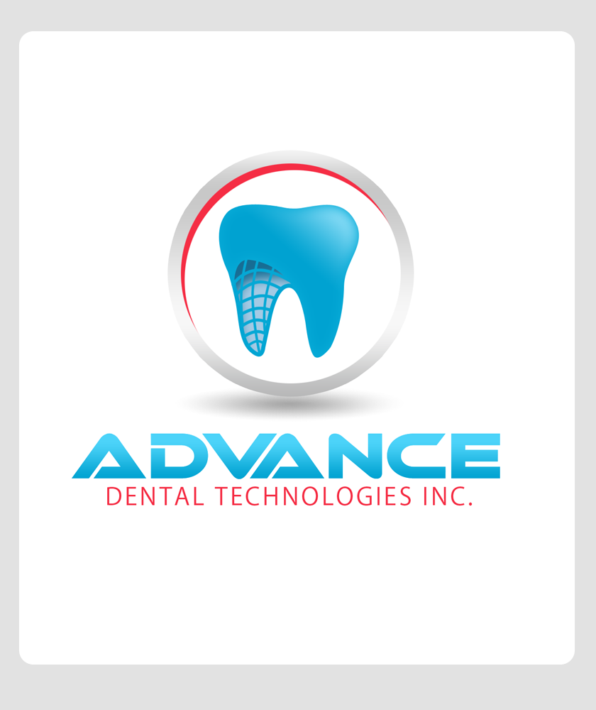 Logo Design by Private User - Entry No. 156 in the Logo Design Contest Fun Logo Design for Advanced Dental Technologies Inc..