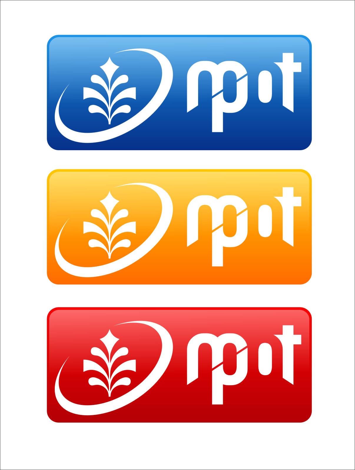 Logo Design by RasYa Muhammad Athaya - Entry No. 205 in the Logo Design Contest Mpot inc  Logo Design.