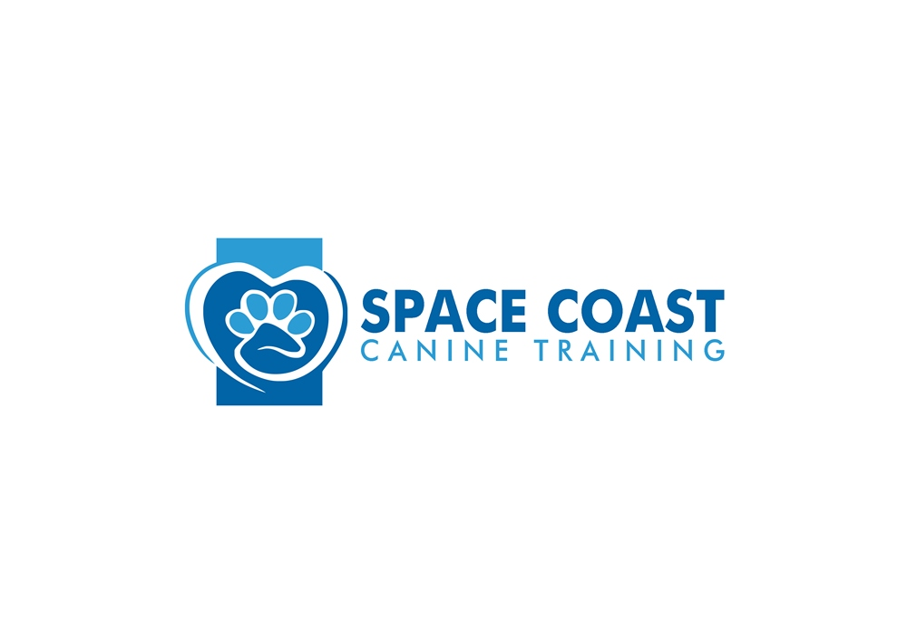 Logo Design by Respati Himawan - Entry No. 24 in the Logo Design Contest Creative Logo Design for Space Coast Canine Training.