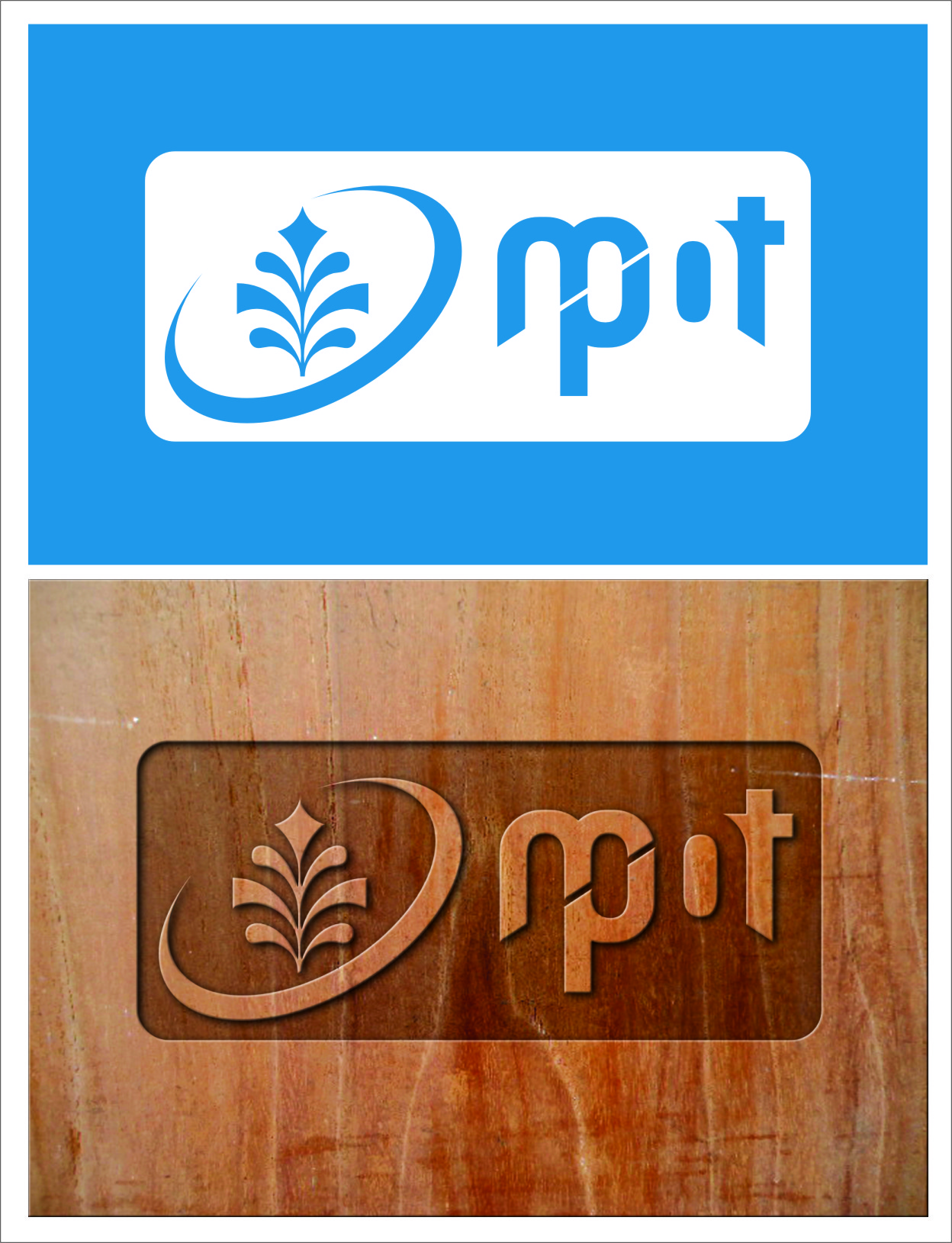 Logo Design by Ngepet_art - Entry No. 207 in the Logo Design Contest Mpot inc  Logo Design.