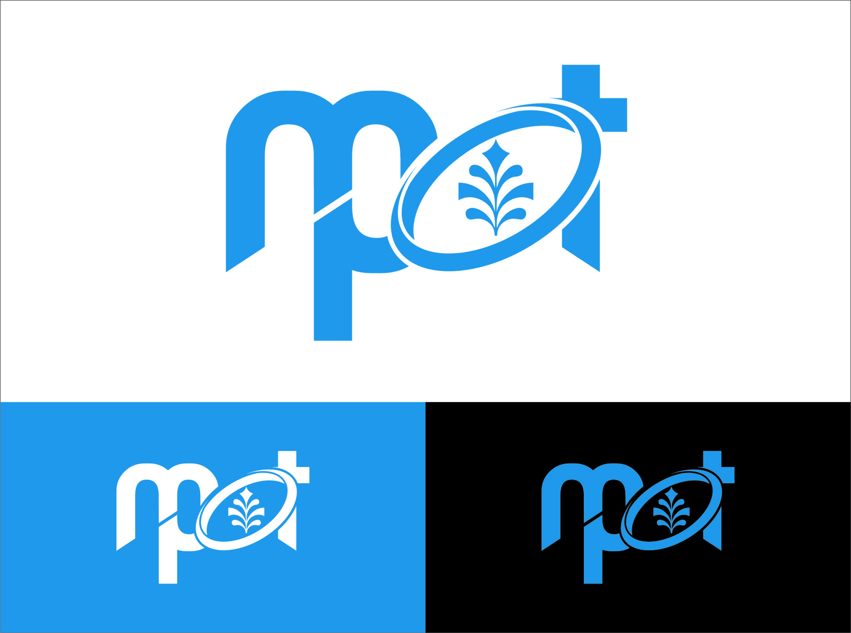Logo Design by RasYa Muhammad Athaya - Entry No. 208 in the Logo Design Contest Mpot inc  Logo Design.