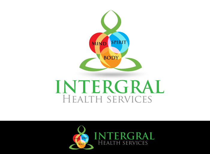 Logo Design by Jan Chua - Entry No. 44 in the Logo Design Contest Unique Logo Design Wanted for Integral Health Systems.