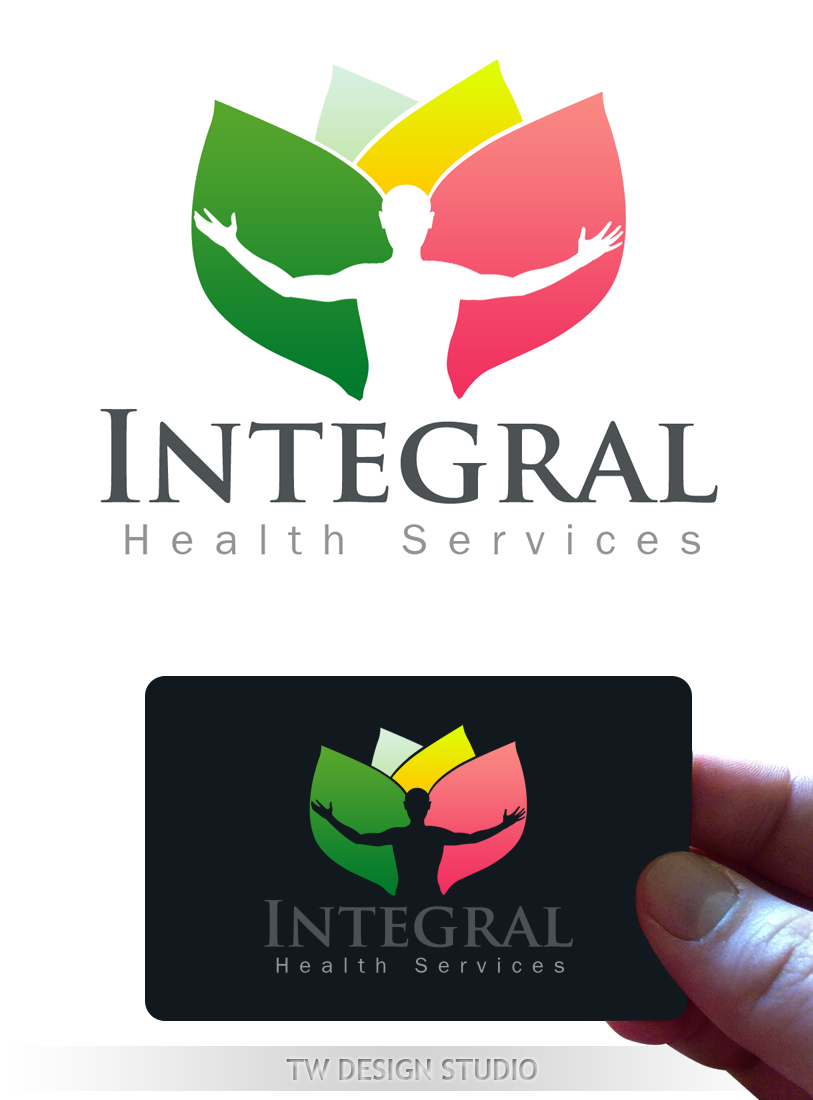 Logo Design by Private User - Entry No. 47 in the Logo Design Contest Unique Logo Design Wanted for Integral Health Systems.