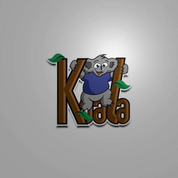"Logo Design by Private User - Entry No. 54 in the Logo Design Contest Imaginative Logo Design for ""Koala""."