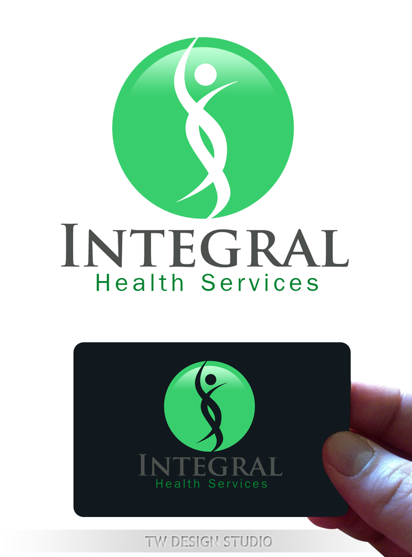 Logo Design by Private User - Entry No. 48 in the Logo Design Contest Unique Logo Design Wanted for Integral Health Systems.