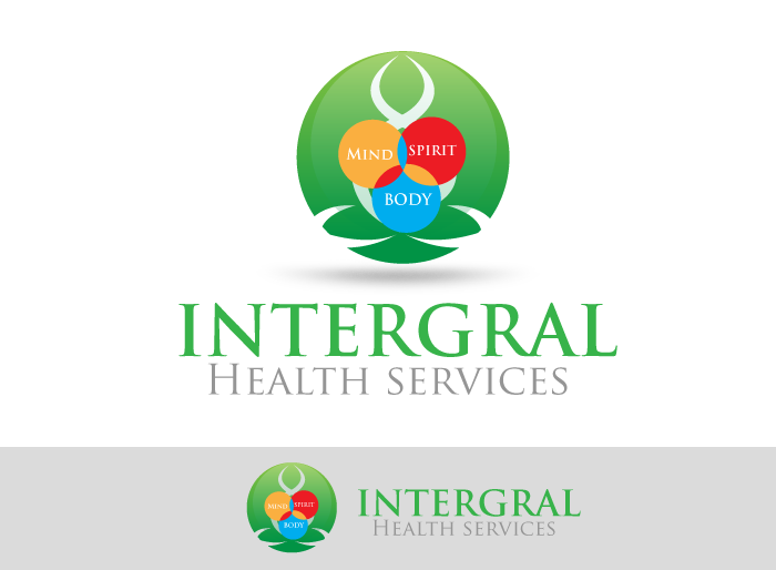 Logo Design by Jan Chua - Entry No. 49 in the Logo Design Contest Unique Logo Design Wanted for Integral Health Systems.