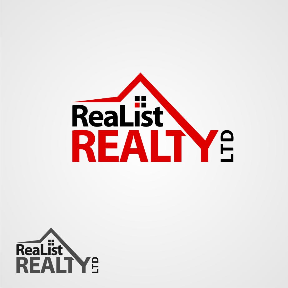 Logo Design by Edi Lilik  Jiwantoro - Entry No. 127 in the Logo Design Contest ReaList Realty International Ltd..