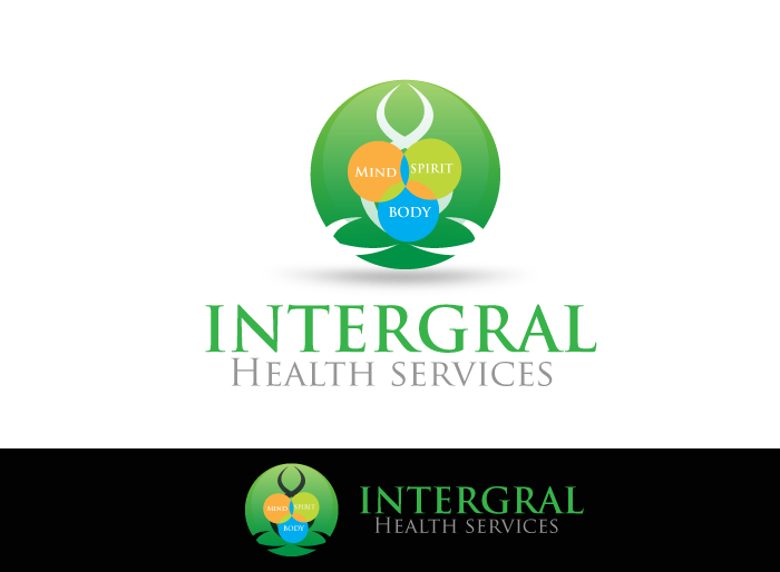 Logo Design by Jan Chua - Entry No. 50 in the Logo Design Contest Unique Logo Design Wanted for Integral Health Systems.