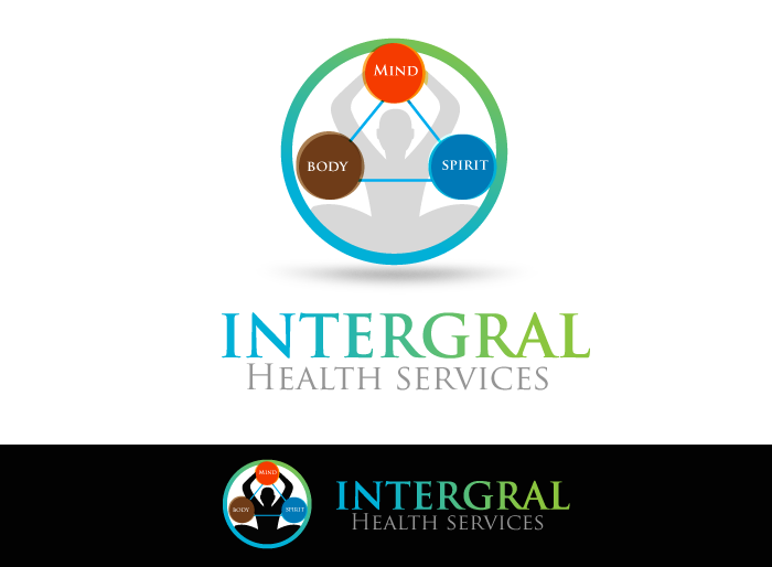 Logo Design by Jan Chua - Entry No. 51 in the Logo Design Contest Unique Logo Design Wanted for Integral Health Systems.