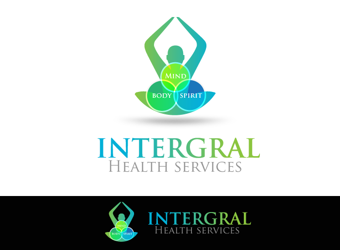 Logo Design by Jan Chua - Entry No. 52 in the Logo Design Contest Unique Logo Design Wanted for Integral Health Systems.