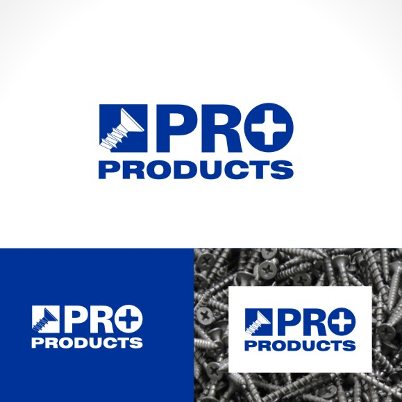 Logo Design by Private User - Entry No. 74 in the Logo Design Contest Fun yet Professional Logo Design for ProProducts.
