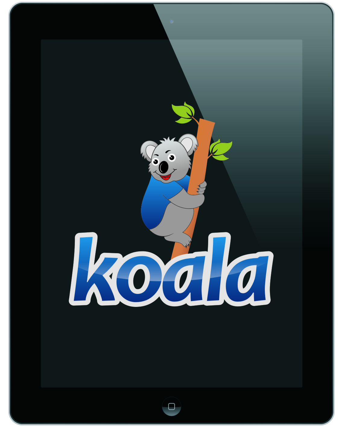 "Logo Design by RasYa Muhammad Athaya - Entry No. 55 in the Logo Design Contest Imaginative Logo Design for ""Koala""."