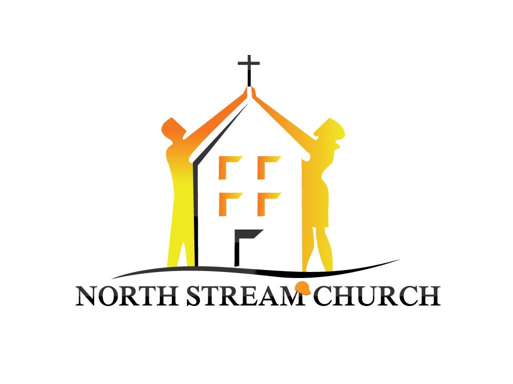 Logo Design by mediaproductionart - Entry No. 3 in the Logo Design Contest Creative Logo Design for North Stream Church.