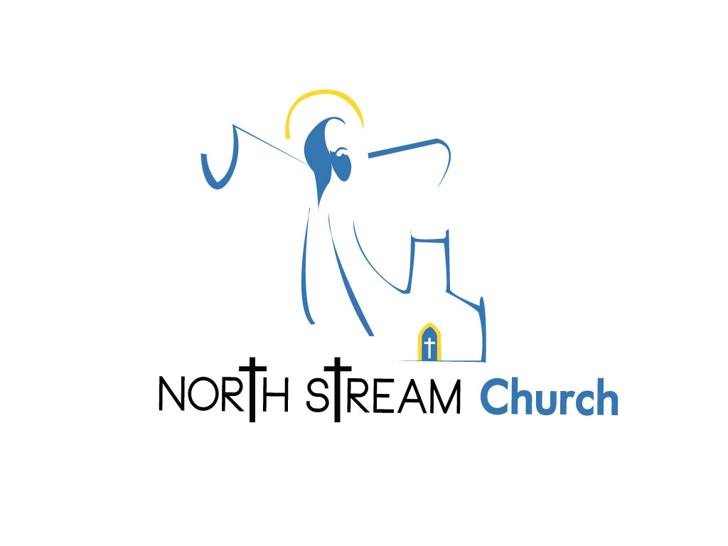Logo Design by mediaproductionart - Entry No. 4 in the Logo Design Contest Creative Logo Design for North Stream Church.