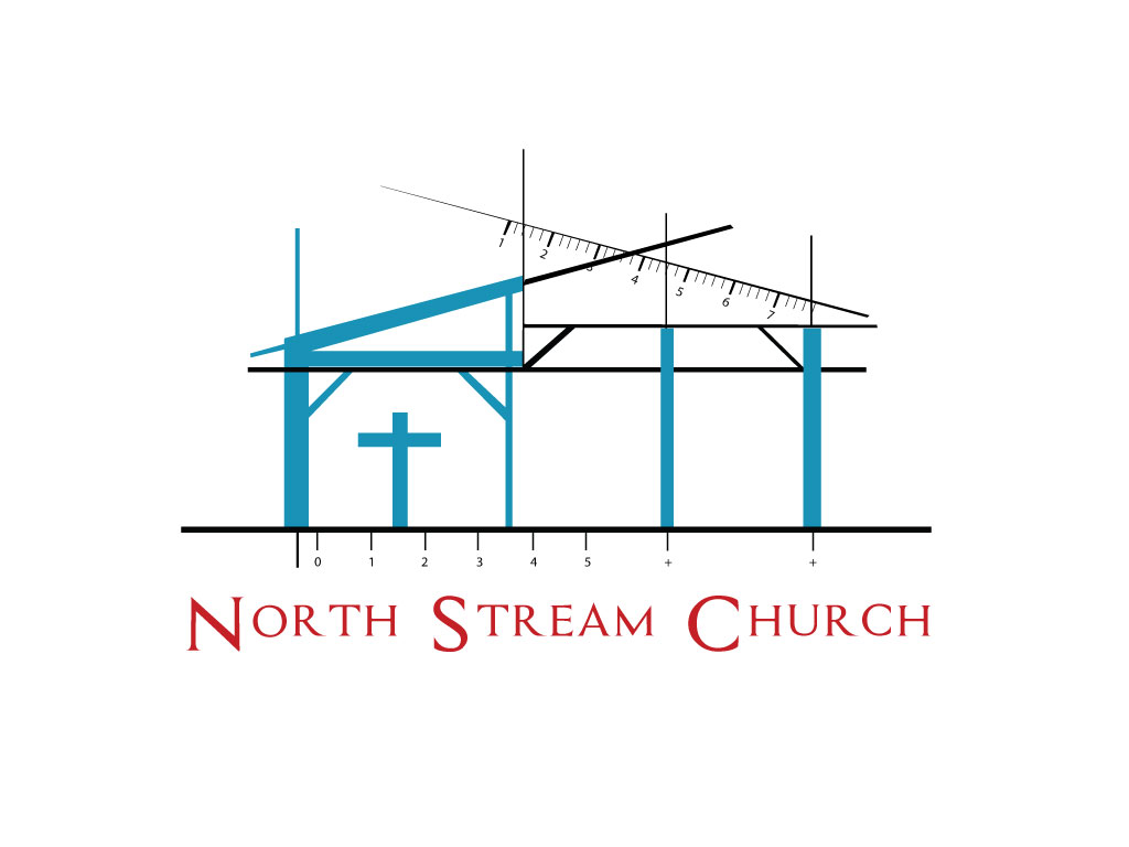 Logo Design by mediaproductionart - Entry No. 5 in the Logo Design Contest Creative Logo Design for North Stream Church.