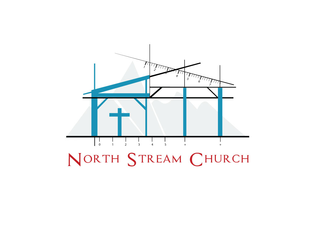 Logo Design by mediaproductionart - Entry No. 6 in the Logo Design Contest Creative Logo Design for North Stream Church.