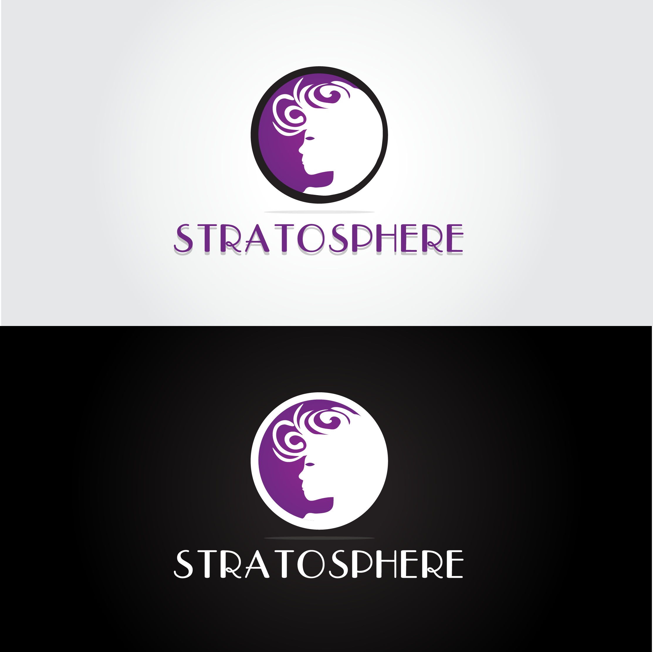 Logo Design by mediaproductionart - Entry No. 15 in the Logo Design Contest Captivating Logo Design for Stratosphere.