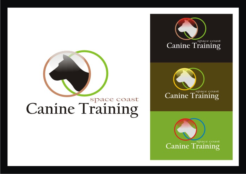 Logo Design by Bangun Prastyo - Entry No. 31 in the Logo Design Contest Creative Logo Design for Space Coast Canine Training.