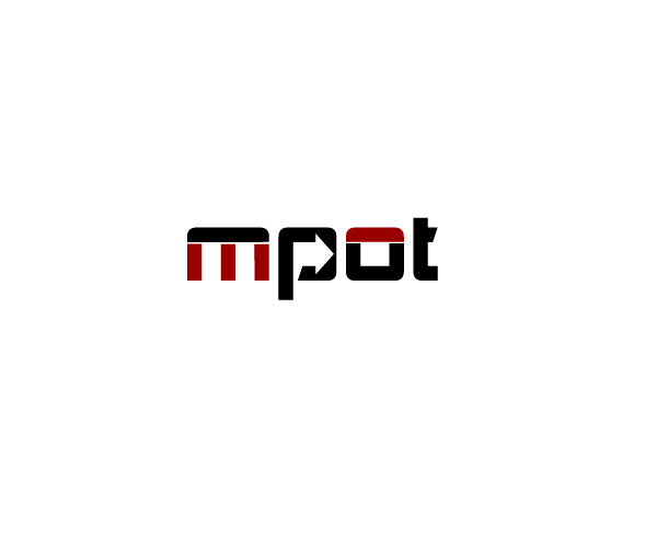Logo Design by viewbee - Entry No. 213 in the Logo Design Contest Mpot inc  Logo Design.