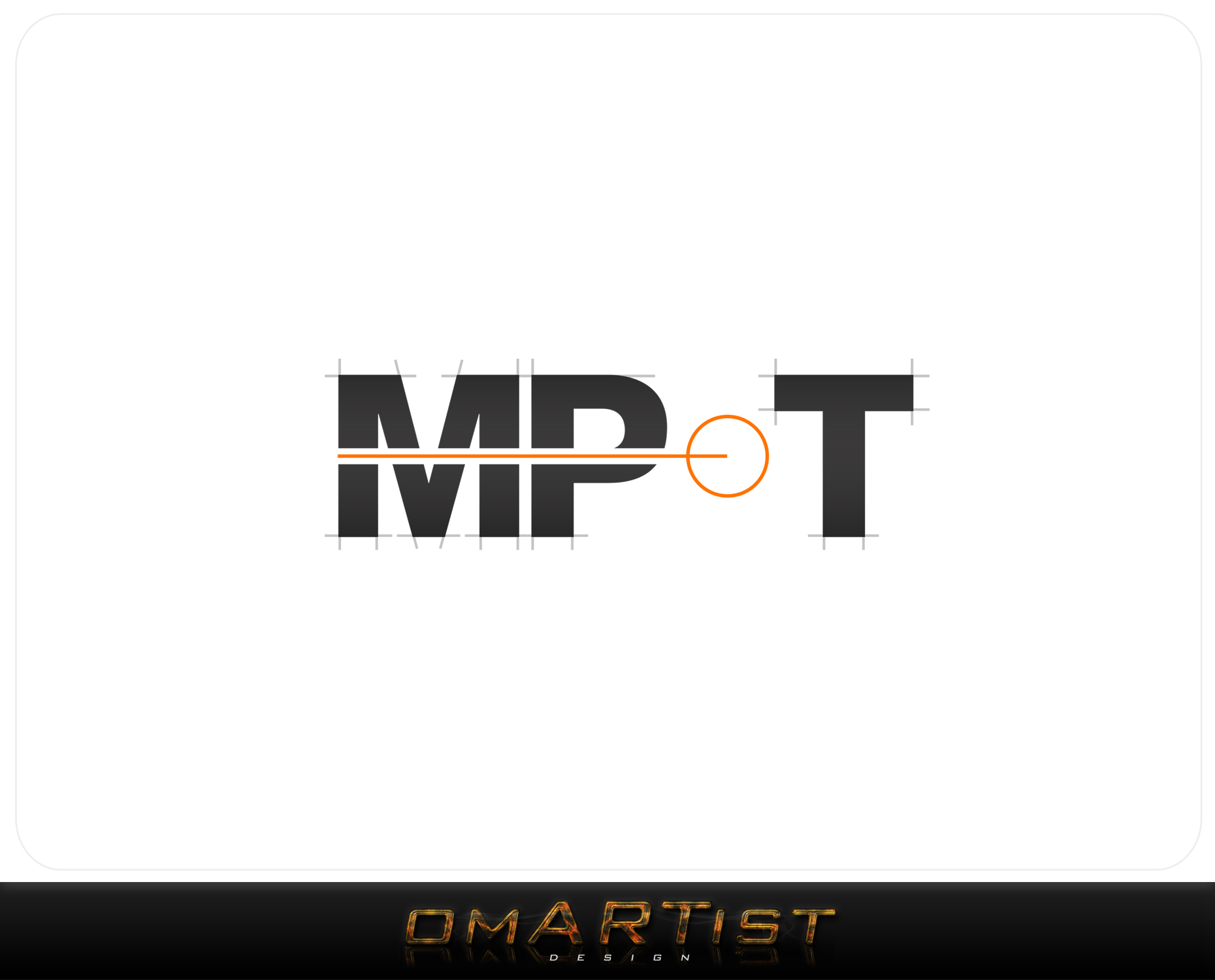 Logo Design by omARTist - Entry No. 214 in the Logo Design Contest Mpot inc  Logo Design.