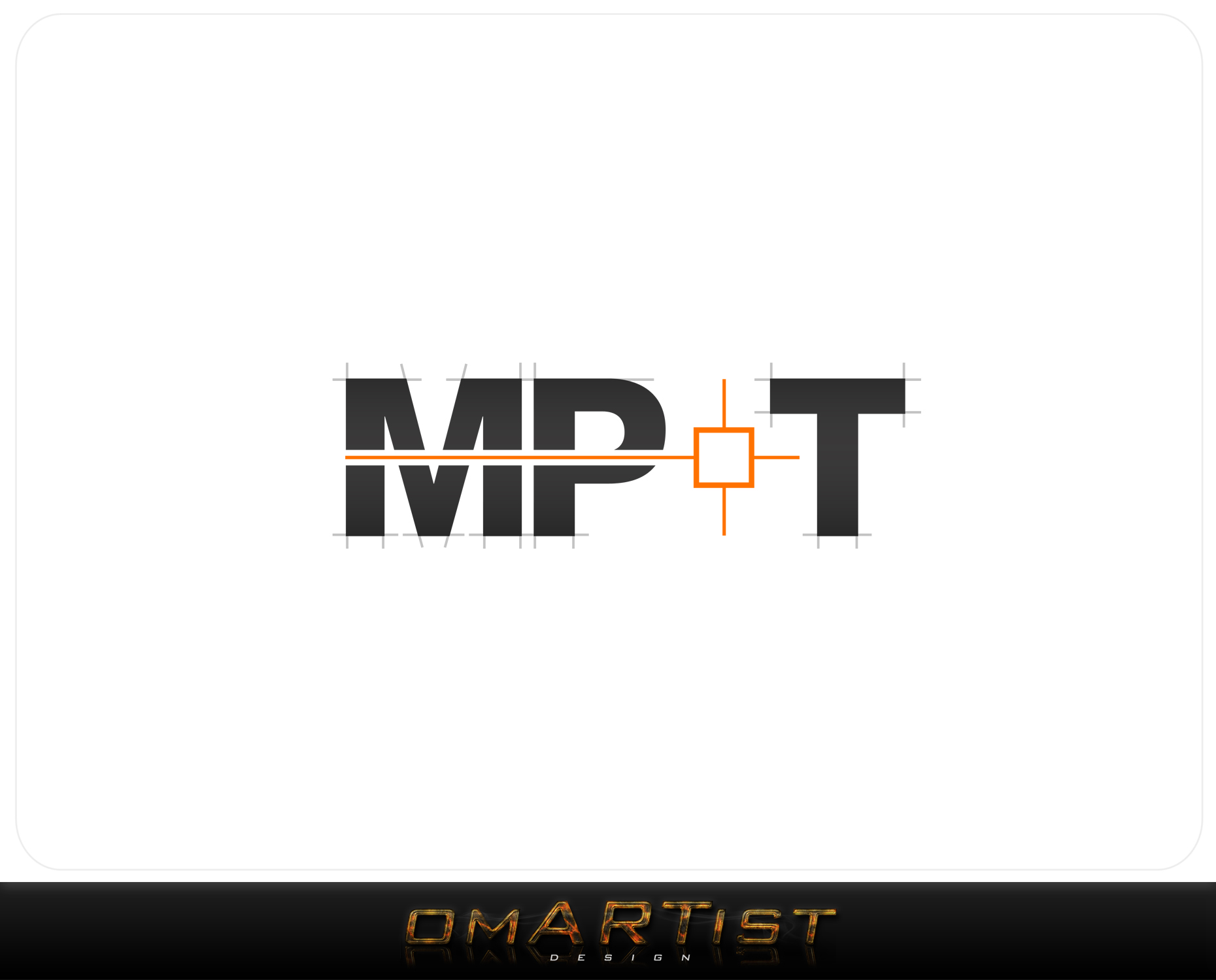 Logo Design by omARTist - Entry No. 216 in the Logo Design Contest Mpot inc  Logo Design.