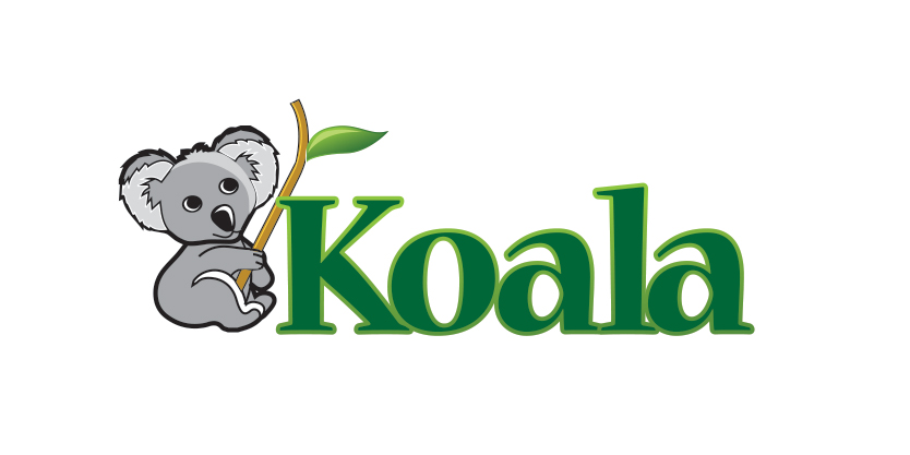 "Logo Design by Mohamed Sheikh - Entry No. 65 in the Logo Design Contest Imaginative Logo Design for ""Koala""."