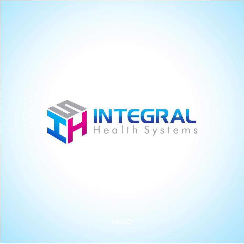 Logo Design by Private User - Entry No. 55 in the Logo Design Contest Unique Logo Design Wanted for Integral Health Systems.